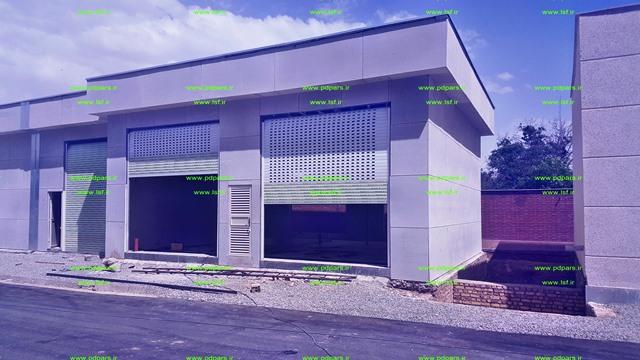 محافظ دستگاههای هوا ساز با LSF
