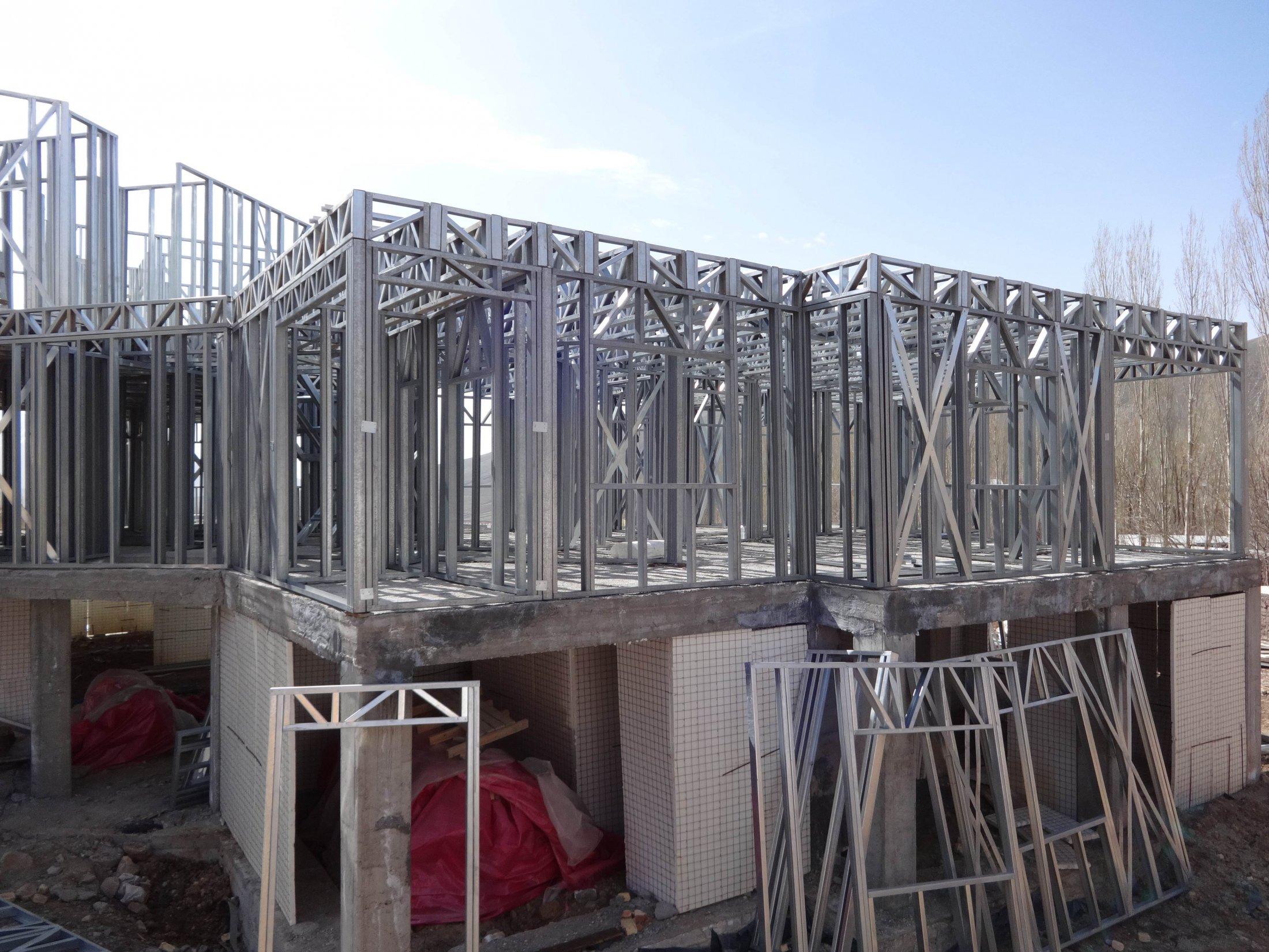 ساخت مجتمع با سیستم LSF در مشا