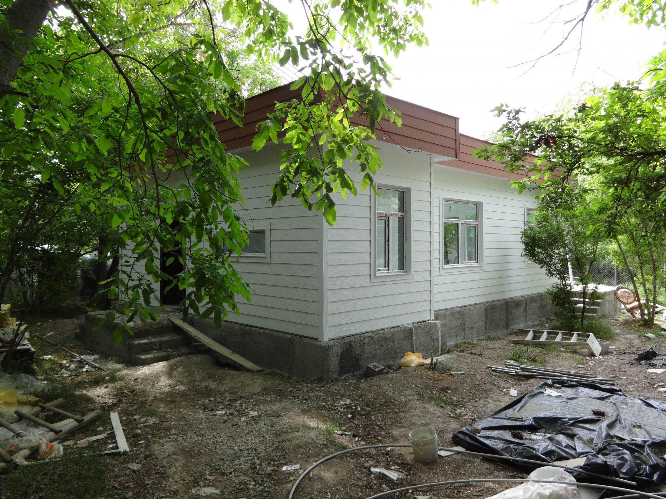 ساخت ویلا با سیستم LSF در احمد آباد