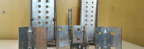لوازم جانبی سیستم قاب فولادی سبک LSF