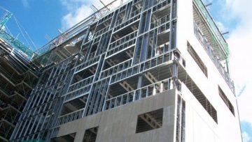 نقش سازه سی اف اس در سبک سازی ساختمان